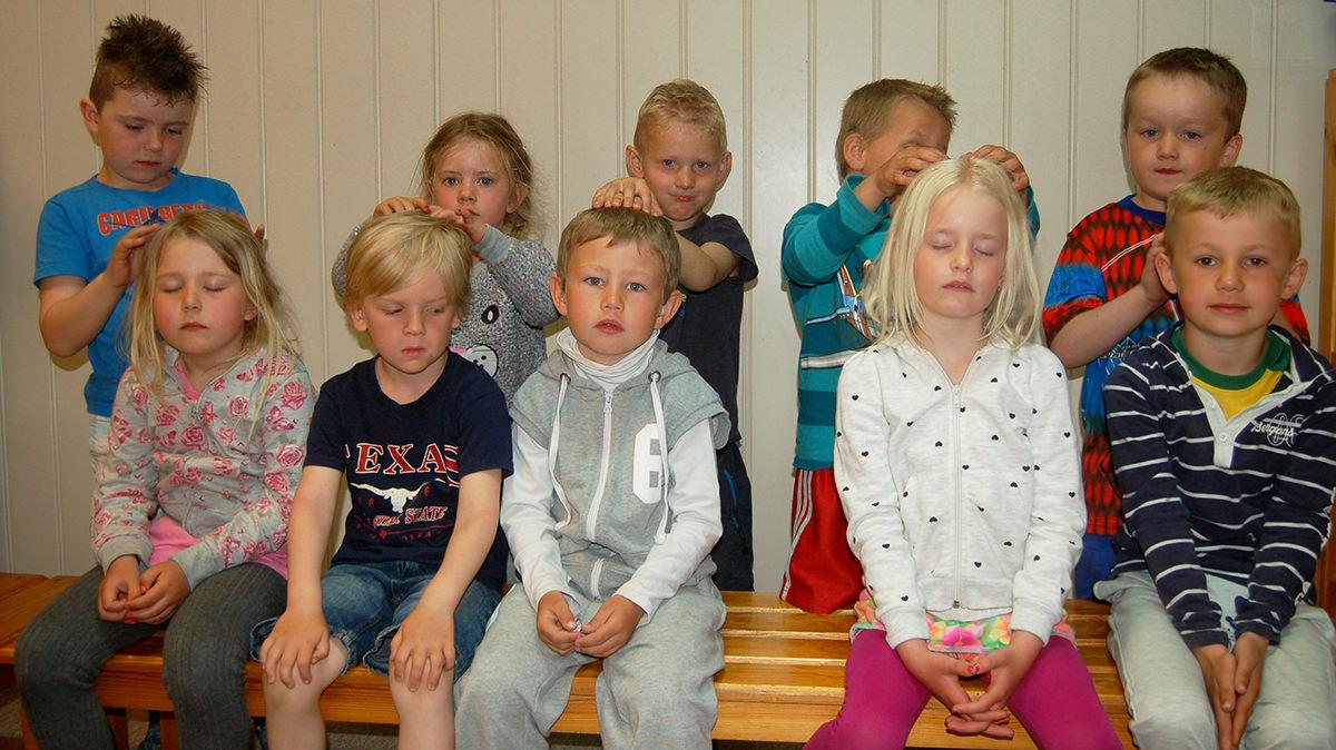 Barnas plattform kurs brukt i barnehagen