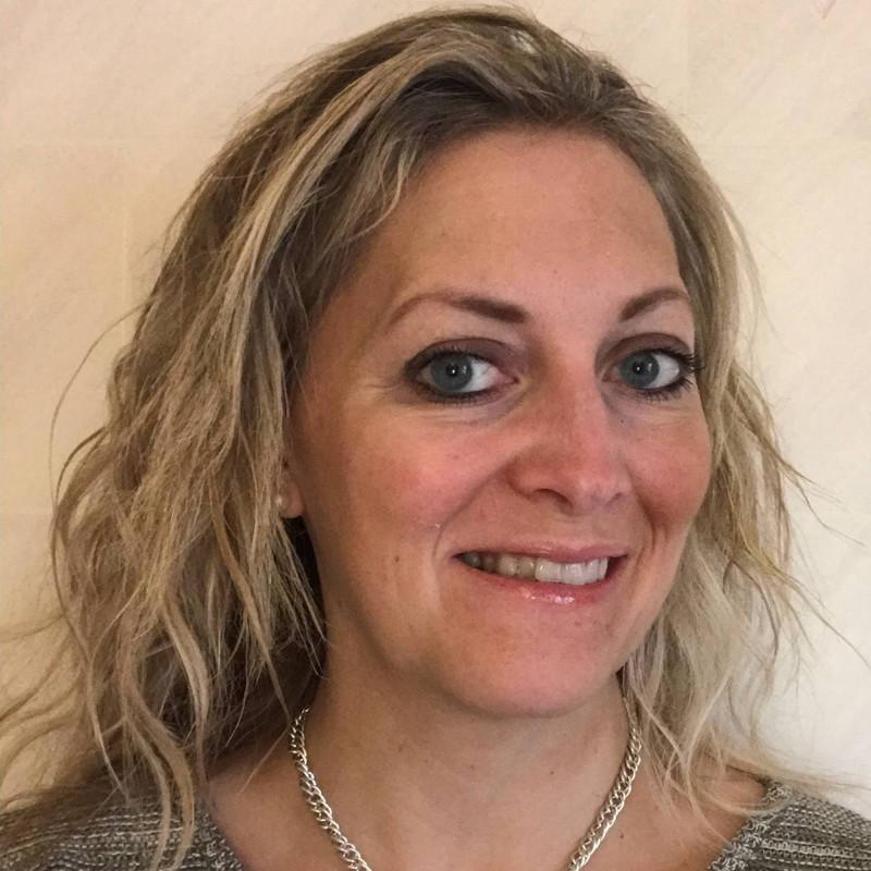 Anne Elisabeth Smerud Vestland smiler