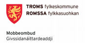 Mobbeombudet i Troms Logo